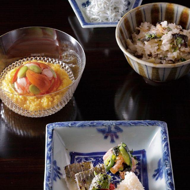 Food, Cuisine, Tableware, Dish, Serveware, Ingredient, Porcelain, Dishware, Garnish, Recipe,