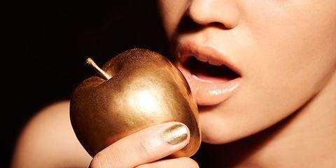 Finger, Lip, Cheek, Brown, Skin, Nail, Organ, Eyelash, Close-up, Tooth,