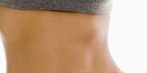 Abdomen, Waist, Navel, Stomach, Trunk, Yellow, Organ, Joint, Human body, Hip,