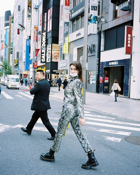 Photograph, White, Street fashion, People, Street, Snapshot, Pedestrian, Urban area, Standing, Beauty,