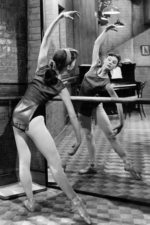 Dancer, Dance, Ballet dancer, Choreography, Ballet master, Performing arts, Leg, Modern dance, Footwear, Black-and-white,