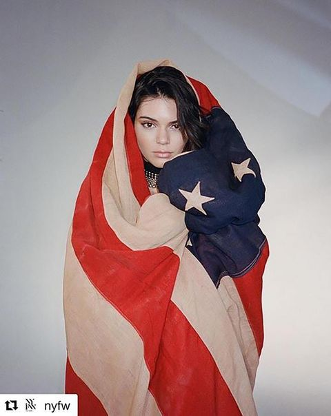 Clothing, Costume, Outerwear, Cosplay, Photo shoot, Photography, Black hair, Flag,