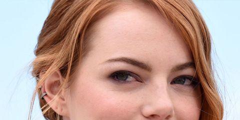 Hair, Face, Eyebrow, Hairstyle, Chin, Lip, Skin, Blond, Cheek, Nose,