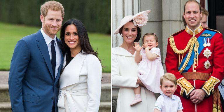 ウィリアム王子とキャサリン妃は、厳密には子供たちの親権を持っ