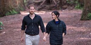 ヘンリー王子&メーガン妃、夫婦で初めてのロイヤルツアー。