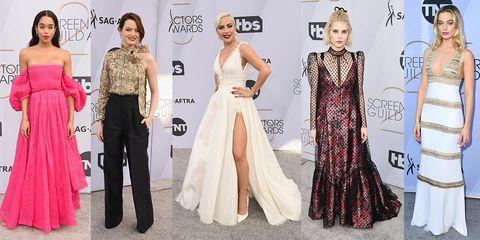 Fashion model, Clothing, Dress, Red carpet, Fashion, Shoulder, Carpet, Gown, Flooring, Haute couture,