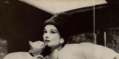 Vintage clothing, Retro style, Portrait, Hand fan,