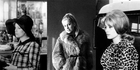 Photograph, Black-and-white, Monochrome, Fashion, Snapshot, Monochrome photography, Pattern, Fur, Design, Dress,