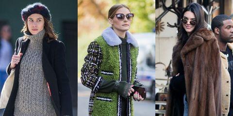 Clothing, Street fashion, Fashion, Jeans, Coat, Footwear, Outerwear, Overcoat, Beanie, Headgear,