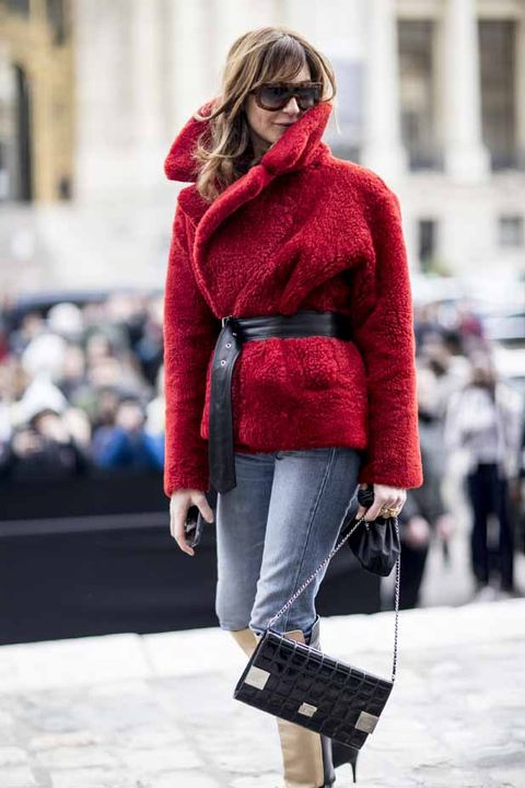 Clothing, Product, Trousers, Textile, Outerwear, Winter, Jeans, Street fashion, Bag, Style,