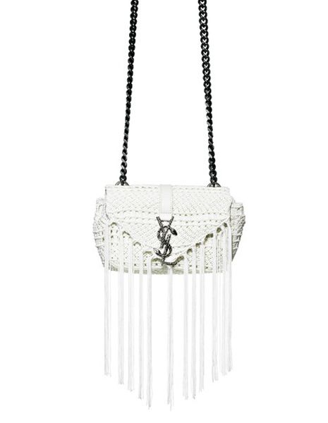 Product, White, Fashion accessory, Style, Font, Shoulder bag, Bag, Black-and-white, Metal, Grey,