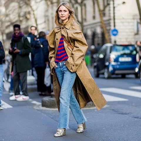 Clothing, Trousers, Jeans, Denim, Road, Textile, Street, Outerwear, Coat, Jacket,