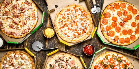 Dish, Food, Cuisine, Ingredient, Pizza cheese, Pizza, Manakish, Produce, Tarte flambée, Baked goods,
