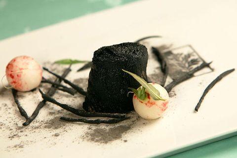 Food, Ingredient, Cuisine, Dishware, Culinary art, Dish, Garnish, Serveware, Finger food, Side dish,