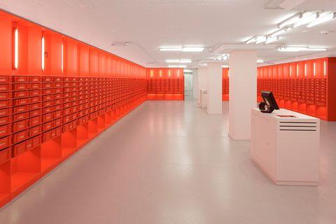 アムステルダム大学図書館/アムステルダム、オランダ