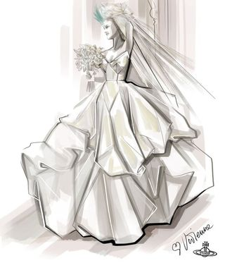 c46fc55830f23 あのSATCのウエディングドレスが10周年|ハーパーズ バザー(Harper s ...