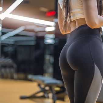 Sportswear, Clothing, Leg, Spandex, Tights, yoga pant, Thigh, Active pants, Trousers, Textile,