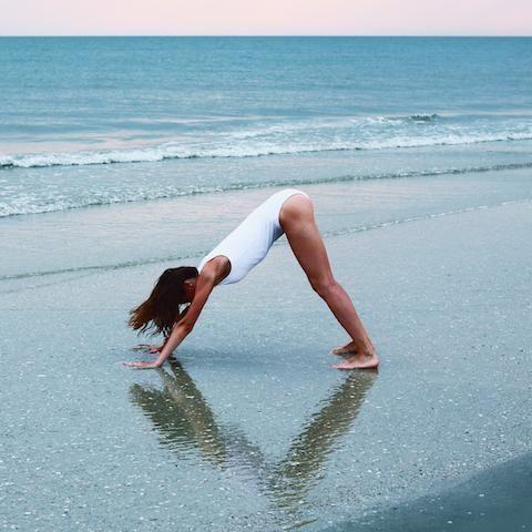 Sea, Vacation, Beach, Ocean, Physical fitness, Wave, Summer, Fun, Flip (acrobatic), Leg,