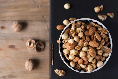 Food, Superfood, Ingredient, Plant, Nuts & seeds, Cuisine, Produce, Seed, Nut,
