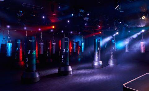 Light, Stage, Music venue, Sky, Nightclub, Performance, Event, Night, Visual effect lighting, Games,