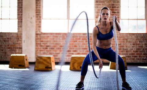 Physical fitness, Strength training, Sportswear, Shoulder, Leg, Arm, Stretching, Lunge, Knee, Exercise,
