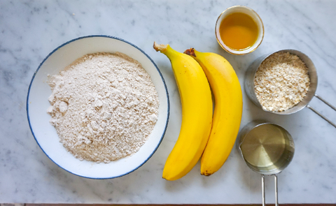 Food, Ingredient, Dish, Banana, Banana family, Cuisine, Superfood, Powder, Produce, Recipe,