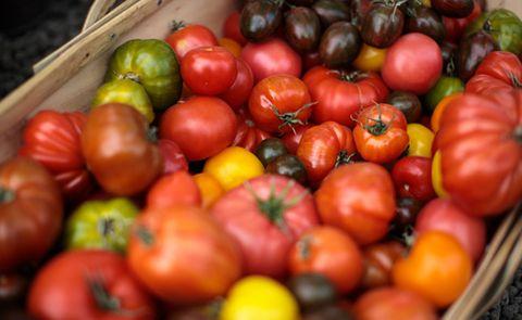 Natural foods, Local food, Whole food, Vegetable, Fruit, Solanum, Tomato, Food, Vegan nutrition, Plant,