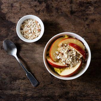 Dish, Food, Cuisine, Ingredient, Meal, Breakfast cereal, Breakfast, Comfort food, Vegetarian food, Superfood,