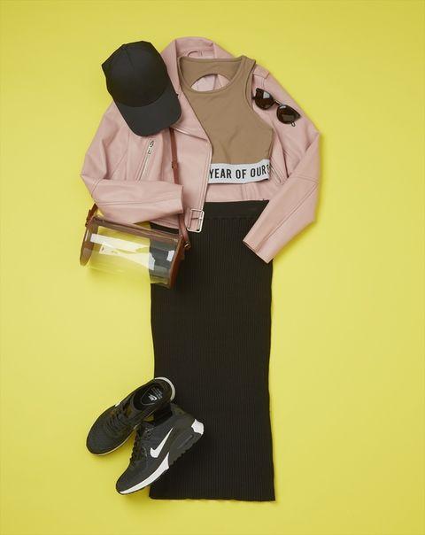 Yellow, Product, Sleeve, T-shirt, Illustration,
