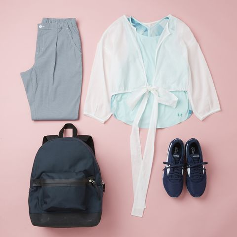Blue, Clothing, Green, Footwear, Pink, Turquoise, Outerwear, Blouse, Clothes hanger, Shoe,