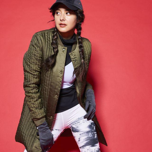 Clothing, Fashion, Fashion model, Photo shoot, Beauty, Outerwear, Jeans, Jacket, Cool, Photography,