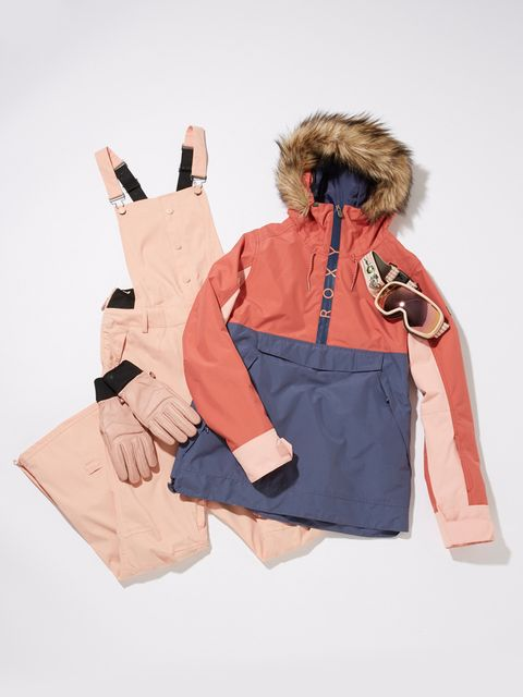 Clothing, Pink, Outerwear, Jacket, Hand, Shoulder, Peach, Textile, Fur, Finger,