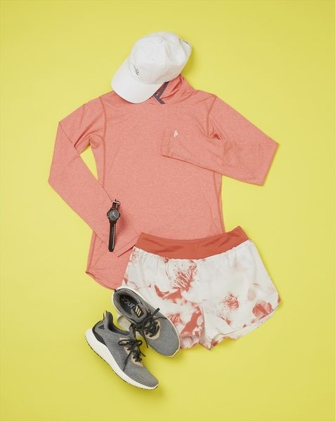 Pink, Clothing, Product, Yellow, Sleeve, Footwear, Outerwear, Illustration, Peach, T-shirt,