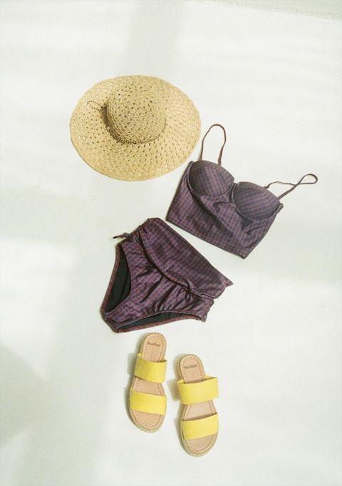 Yellow, Footwear, Shoe, Fashion accessory,