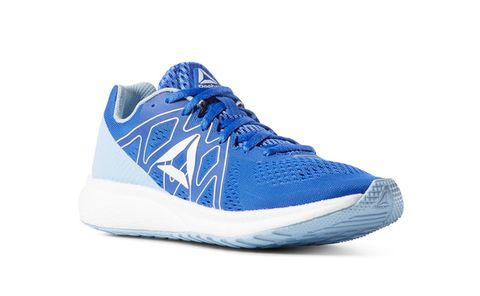 Shoe, Footwear, Outdoor shoe, Blue, White, Sneakers, Cobalt blue, Walking shoe, Running shoe, Electric blue,