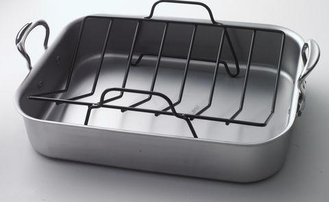 Cookware and bakeware, Bread pan, Metal, Rectangle, Frying pan,