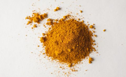 Ras el hanout, Spice mix, Yellow, Curry powder, Food, Garam masala, Ingredient, Turmeric, Paprika, Spice,