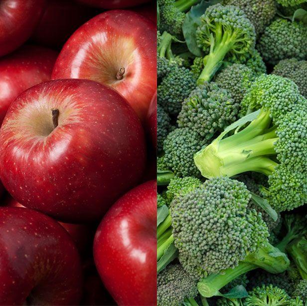 Natural foods, Local food, Food, Whole food, Superfood, Fruit, Vegan nutrition, Apple, Plant, Vegetable,