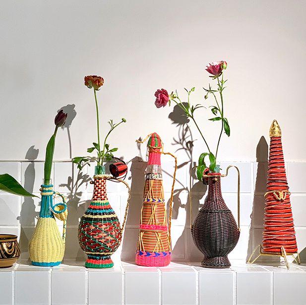 Mason jar, Bottle, Vase, Glass bottle, Flower, Flowerpot, Plant, Houseplant, Room, Still life photography,