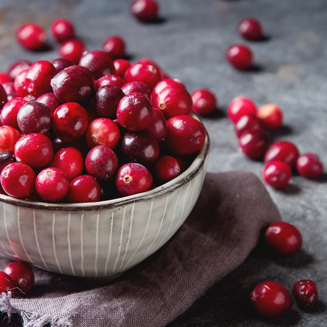 Food, Berry, Cranberry, Red, Fruit, Plant, Natural foods, Superfood, Lingonberry, Pink peppercorn,