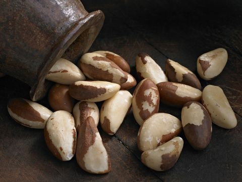 Food, Nut, Nuts & seeds, Brazil nut, Plant, Lecythidaceae, Ingredient, Produce, Cuisine,