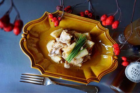 Dish, Food, Cuisine, Ingredient, Comfort food, Recipe, Produce, Wonton, Meat, Asian soups,