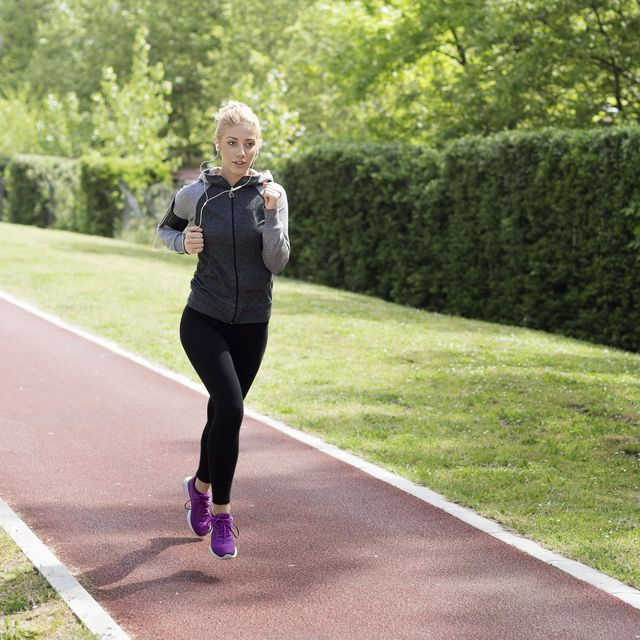 Running, Jogging, Recreation, Outdoor recreation, Exercise, Individual sports, Grass, Joint, Sports, Leisure,