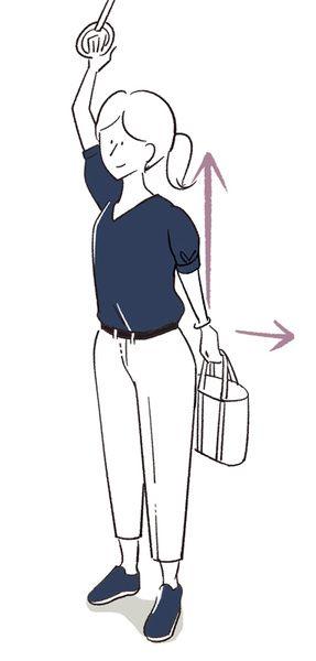 Standing, Cartoon, Shoulder, Joint, Illustration, Drawing,