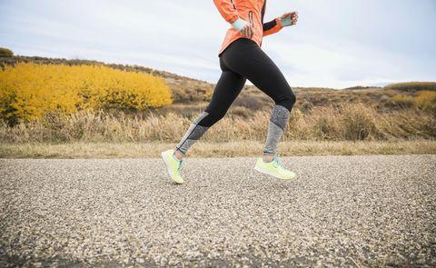 Human leg, Active pants, People in nature, Asphalt, Knee, yoga pant, sweatpant, Running, Spandex, Leggings,