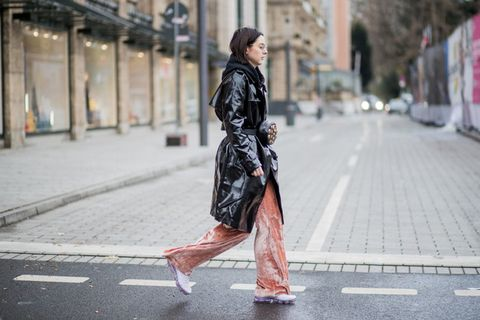 Street fashion, Clothing, Photograph, Fashion, Snapshot, Beauty, Footwear, Outerwear, Leather jacket, Leather,