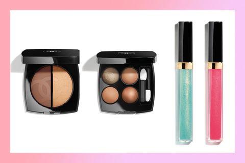 Eye shadow, Cosmetics, Product, Eye, Beauty, Cheek, Eyebrow, Face powder, Organ, Brush,