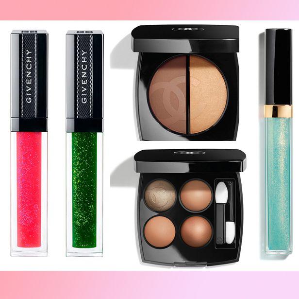 Eye shadow, Cosmetics, Product, Beauty, Eye, Lip gloss, Tints and shades, Brush, Human body, Material property,