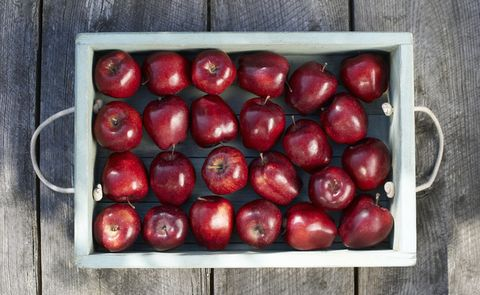 Fruit, Red, Food, Plant, Apple, Pomegranate, Cherry, Tree, Local food, Produce,