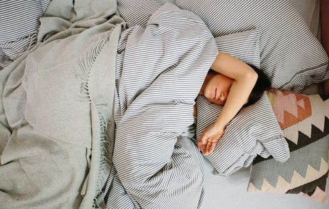 Skin, Textile, Bed sheet, Linens, Room, Hand, Bed, Child, Bedding, Sleep,